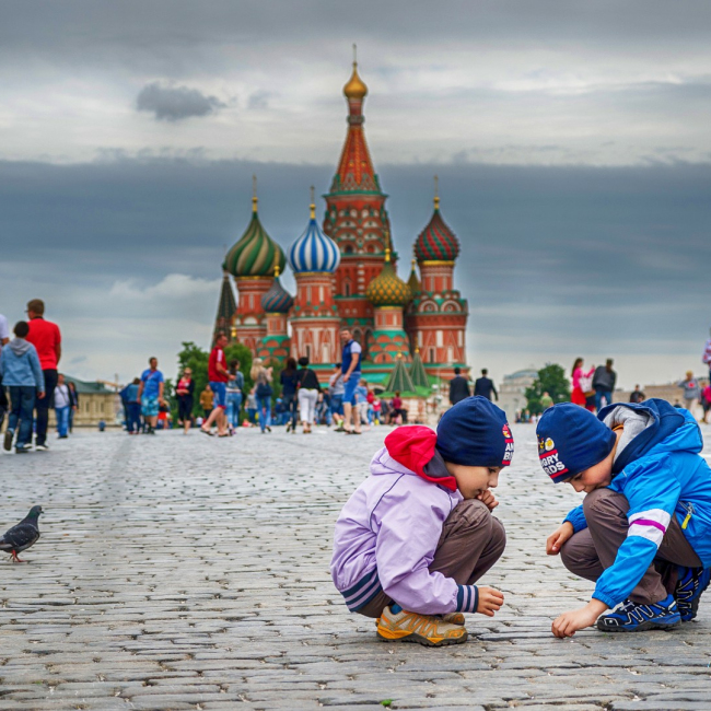 Многонациональная Москва